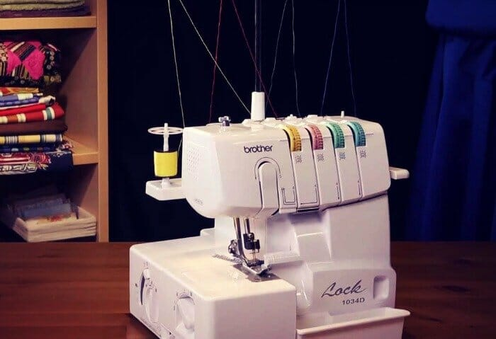 Brother 4 Thread Serger Review