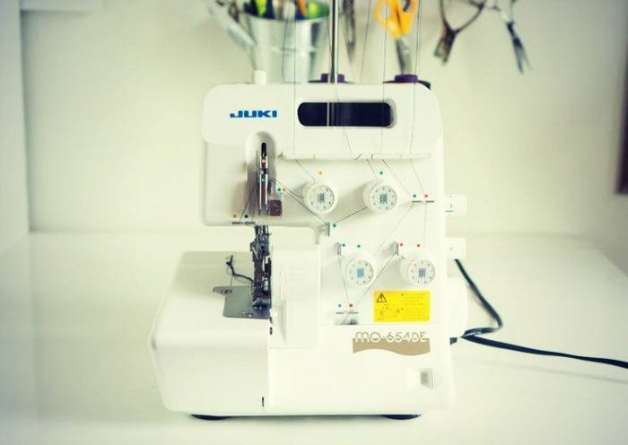 JUKI Serger Sewing Machine Review
