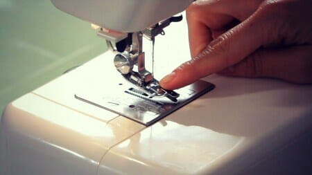 Serger stitch will depend on how many serger threads your machine has.