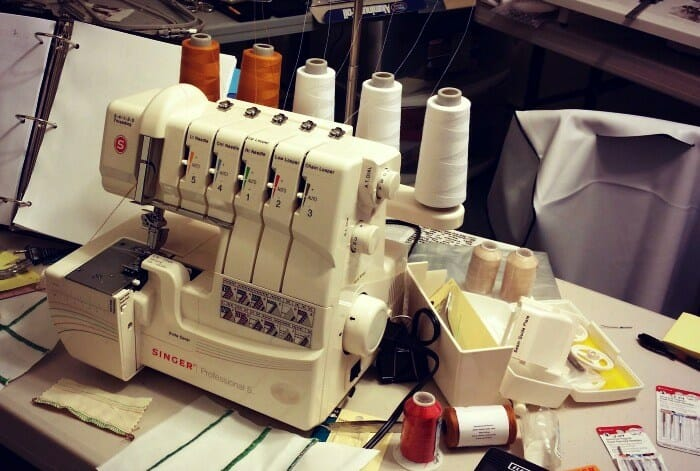 Singer Serger Professional 5 Review